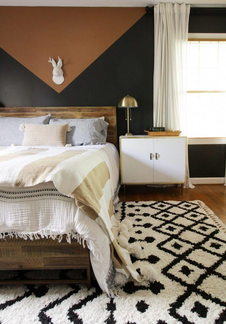 Simple & Budget Friendly Fall Touches #modernbohemianbedrooms