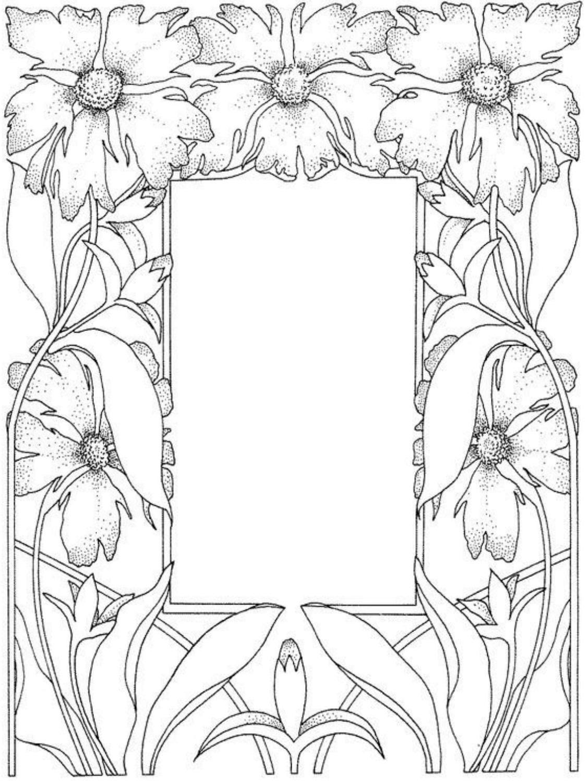 Рисунок шаблон для открытки