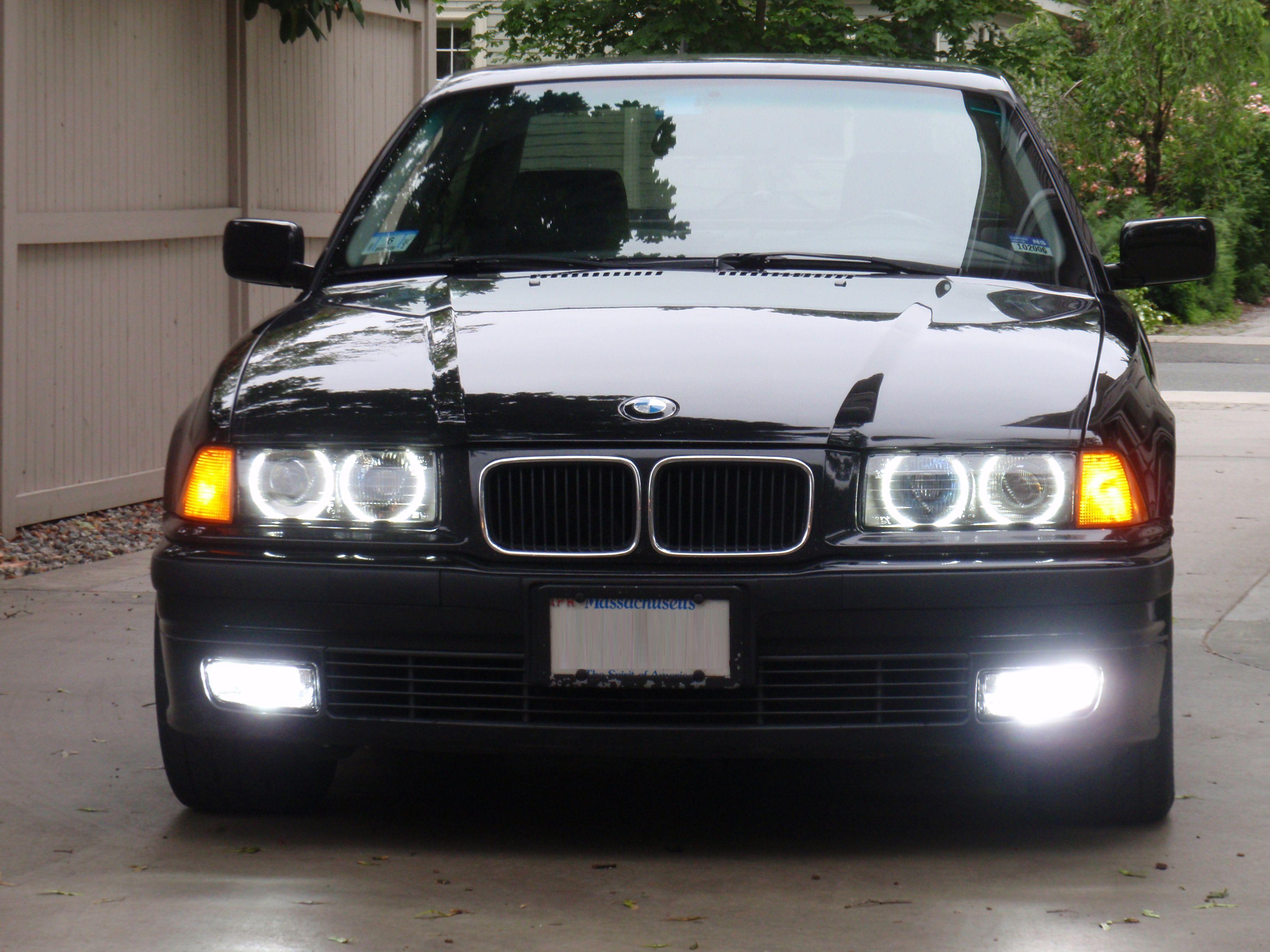 2006 Bmw 325I Engelske Øjne