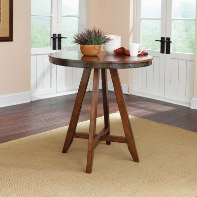 Loon Peak® Newdale Counter Height Dining Table