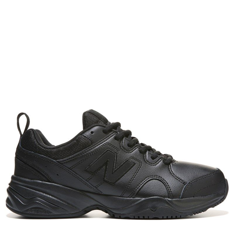 New Balance Men's 609 V3 Memory Sole Sneakers (Black)