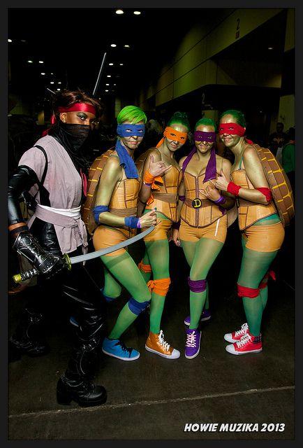 Teenage Mutant Ninja Turtles | MegaCon 2013