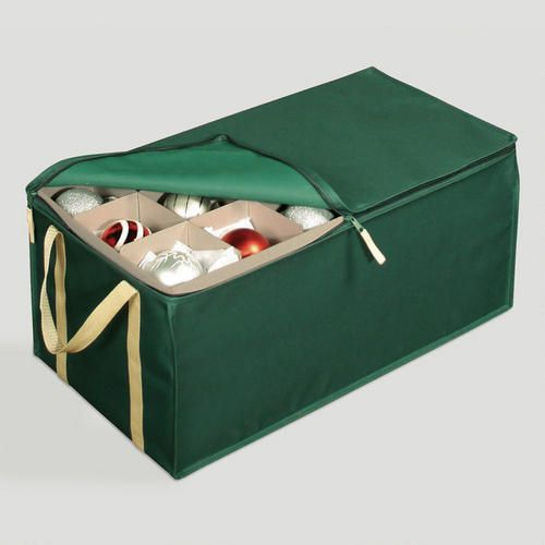 Green Protective Ornament Chest $2299 Seasons Greetings