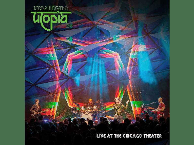 Todd Rundgren - Live At Chicago Theater (dvd+blu-ray+2 Cds) [cd + Blu-ray Disc]