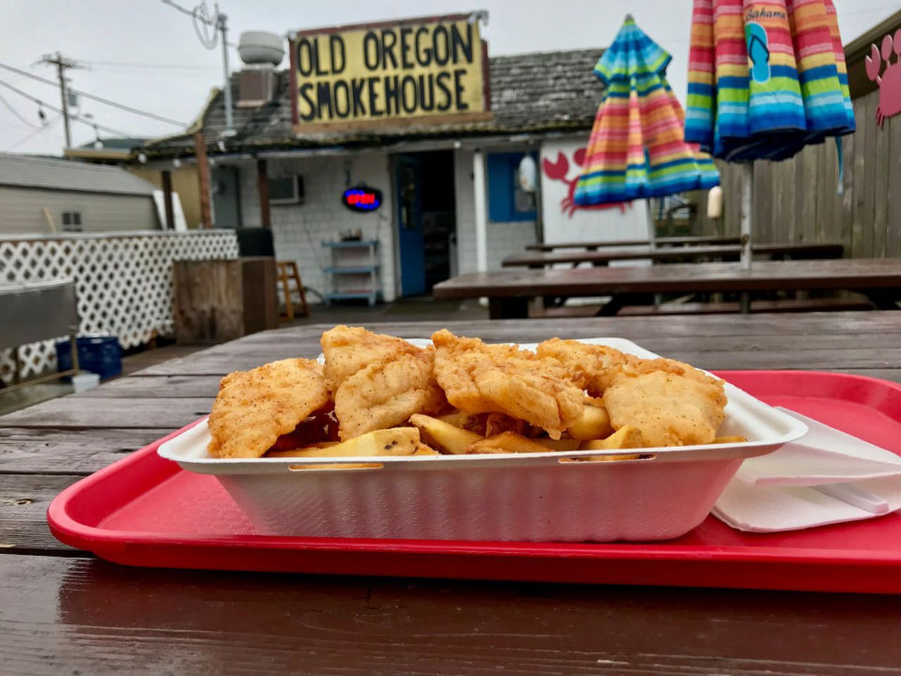 Our 10 favorite fish and chips spots on the Oregon coast #traveloregon