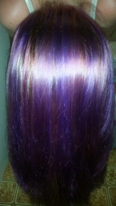 joico light purple semi permanent