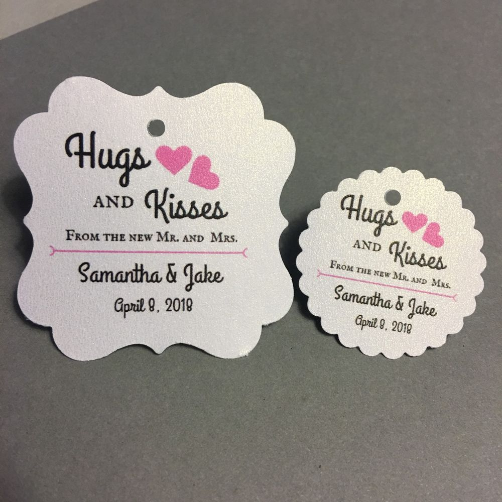 Thank You Favor Tags Wedding Favor Baby Shower Favor | eBay | And ...
