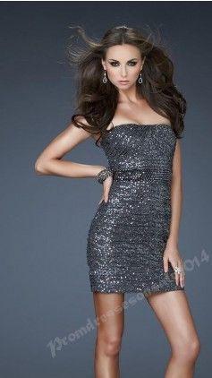 La Femme 18240 Natural Cheap Lace Dresses