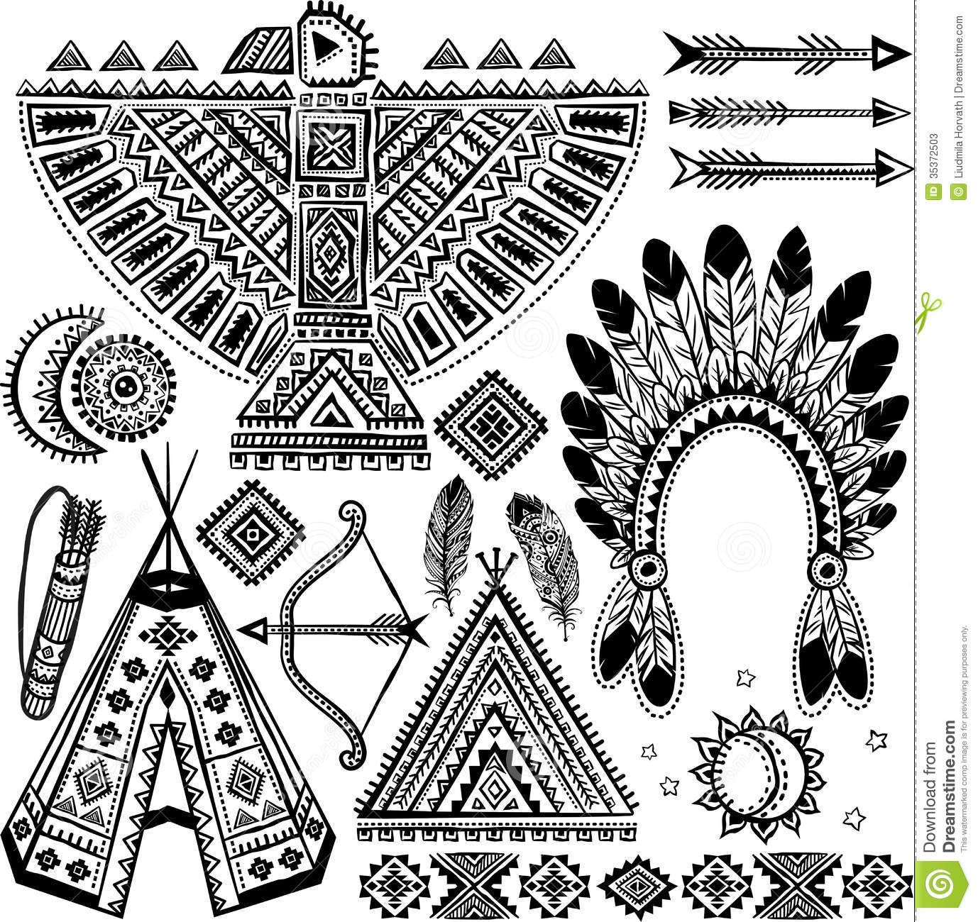 Native american ornaments - Native American Symbols Google Search