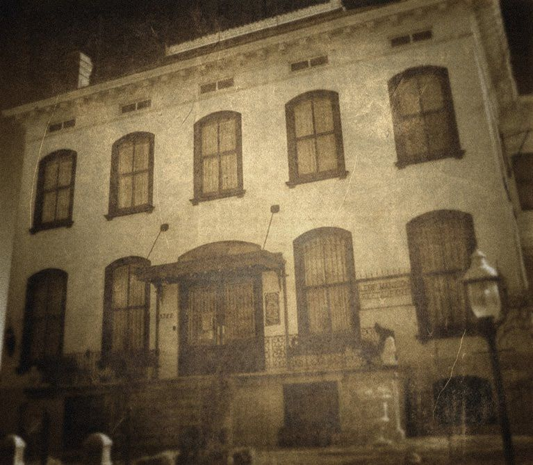 Haunted Abandoned Places In St Louis: Top Ten Scariest (and Real) Haunted Houses