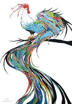 仕事 ピブォ ドゥ バザー 制作年 2013 画材 アクリル絵の具 札幌ファッションビルpivot夏sale広告ポスタービジュアル