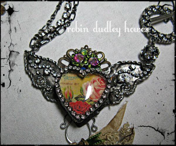 soldered heart locket 2