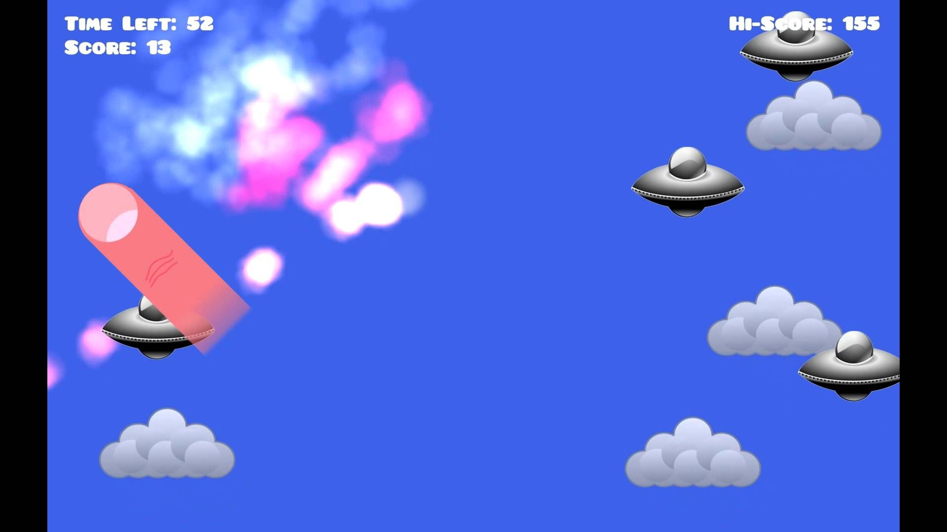 Fireball Smash, by @KjowProject, for our own Flappy Jam! #indiegames #gamesinitaly