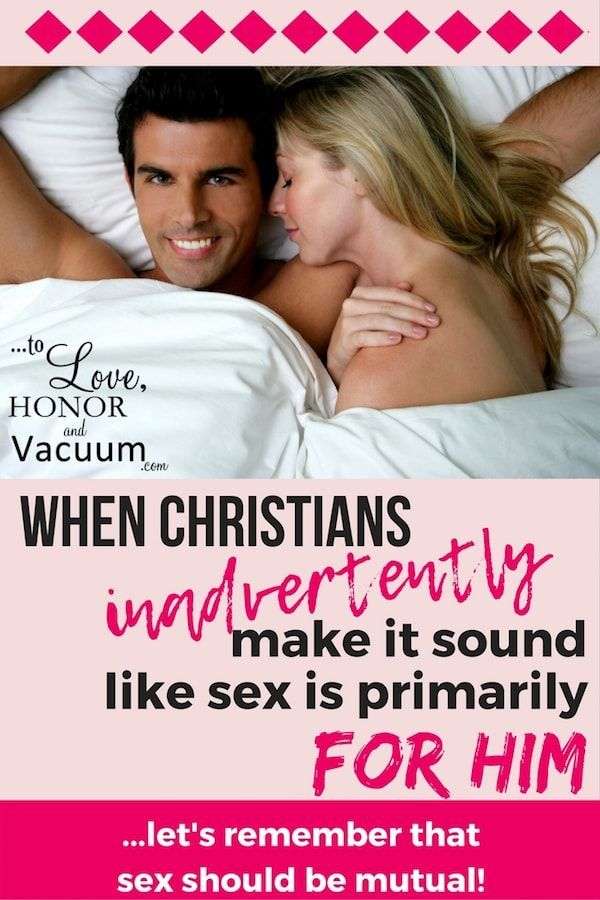 Amusing Christian view on sexual needs interesting