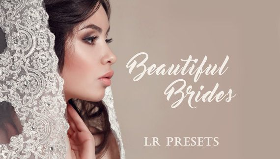 100 Beautiful Brides LR presets by RStudioDesign on Etsy
