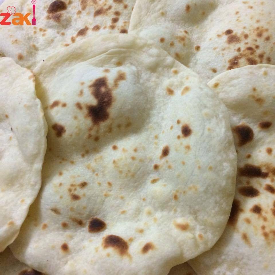 رقاق طري للفطار زاكي Bread Recipes Recipes Bread And Pastries