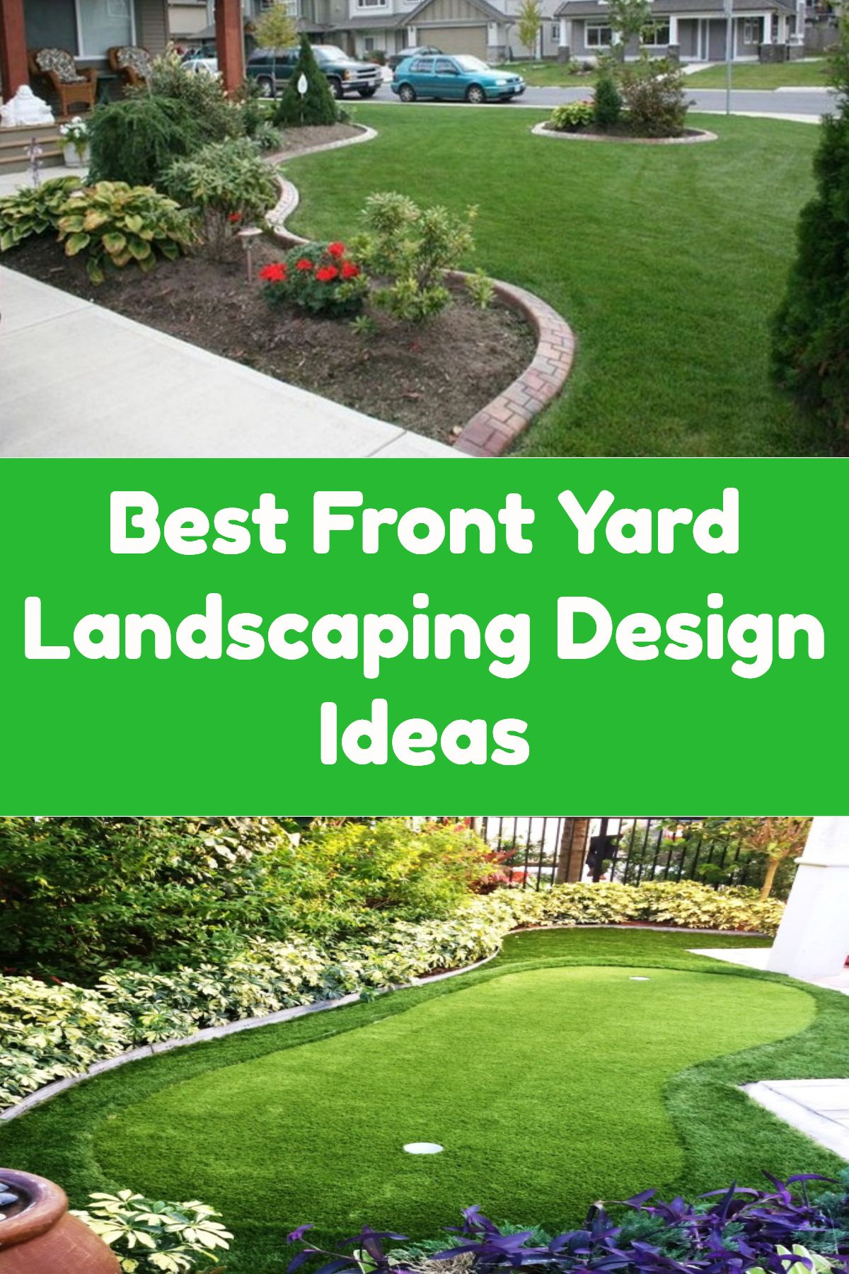 Best Front Yard Landscaping Design Ideas Landscape Ideas Tips