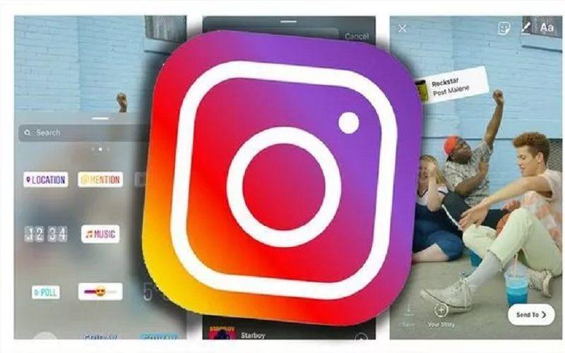 Cómo Cambiar El Fondo Del Instagram Story Paso A Paso En 2020 Instagram Medios Sociales Fondos De Instagram