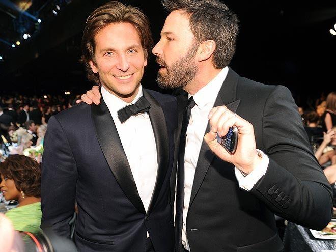 Bradley Cooper & Ben Affleck 2013 SAG Awards