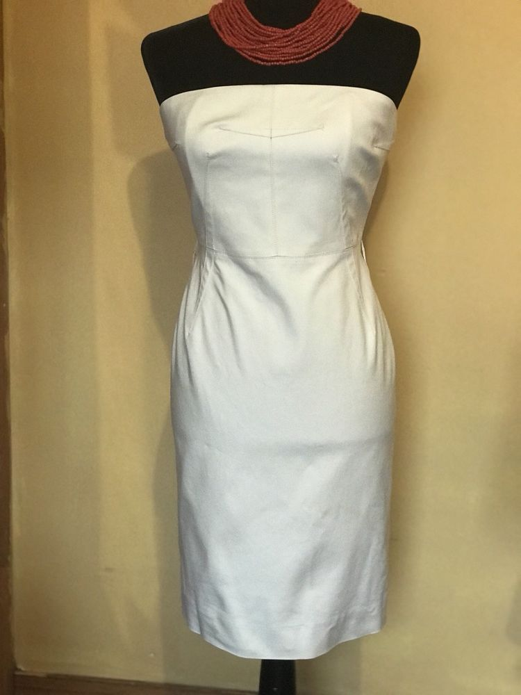32a0aaa5f83 MICHAEL KORS-strapless dress Size 2 #fashion #clothing #shoes #accessories  #womensclothing #dresses (ebay link)
