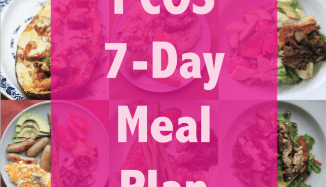 Keto Pcos Meal Plan