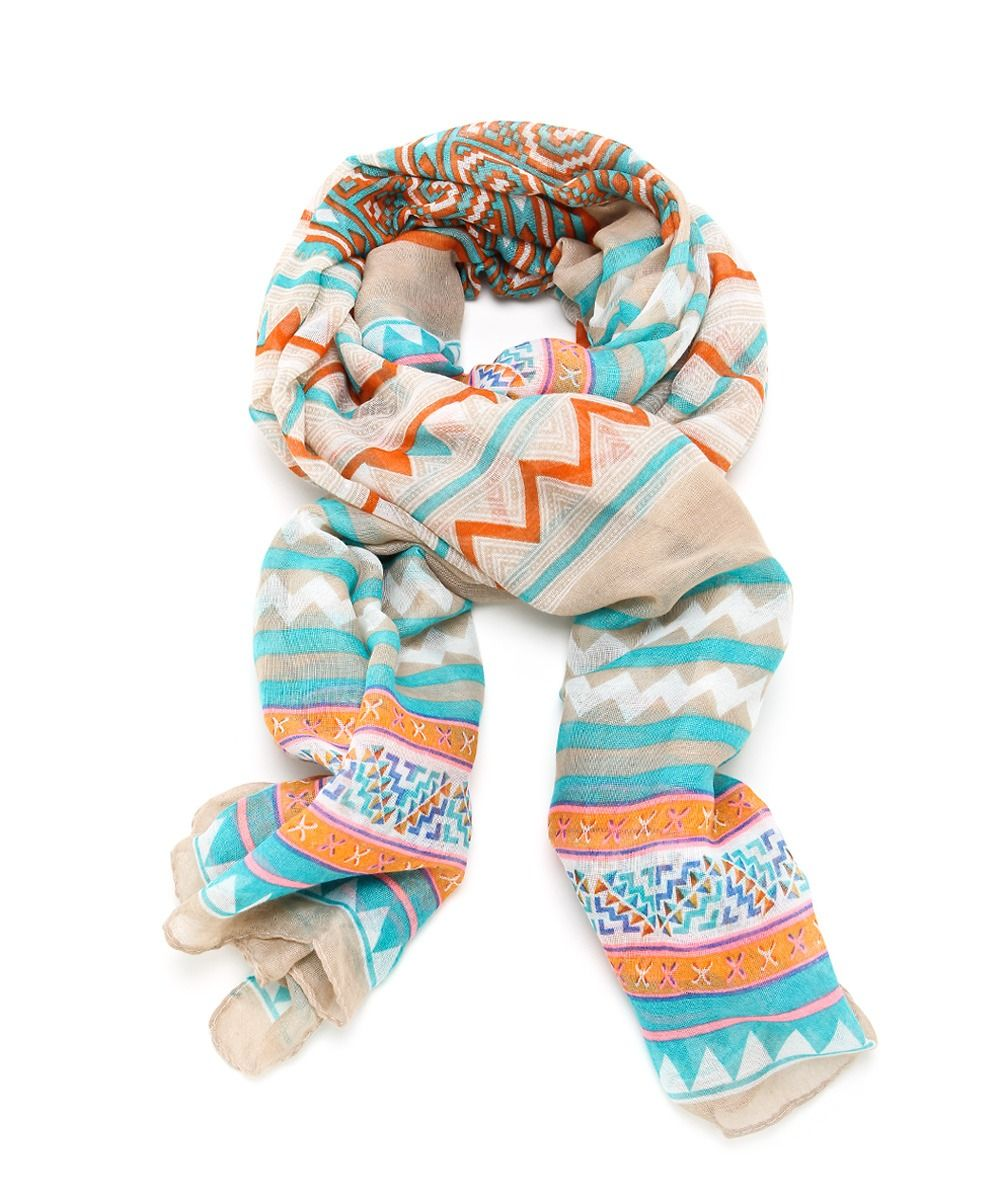 Chic In The West Scarf