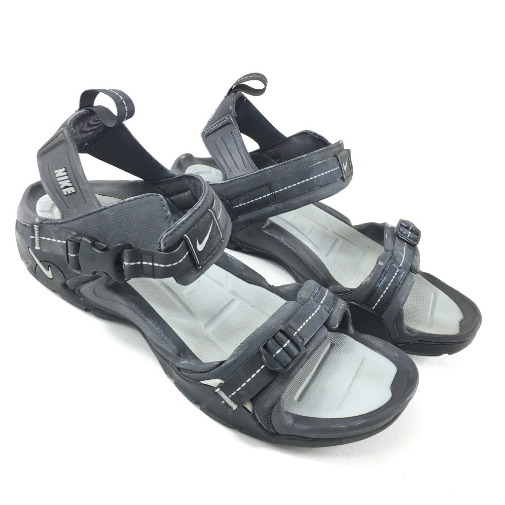 Nike Shoes | Nike All Trac Amphibious Gray Athletic Sandals