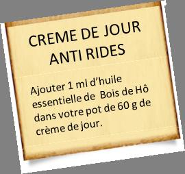 Fabriquer Votre Crème De Jour Anti âge Les Huiles Essentielles Au Quotidien Huiles Essentielles Anti Ride Naturel Recette Beauté