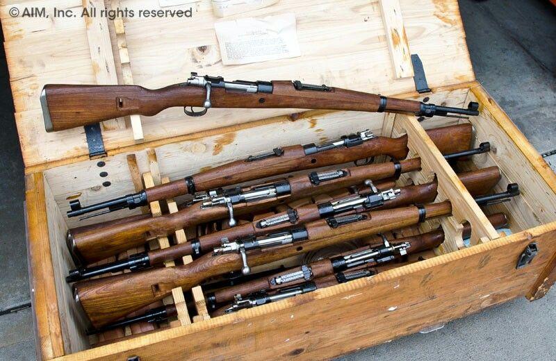 Mauser Crate Nice Weapon Storage Military Surplus Crate Storage