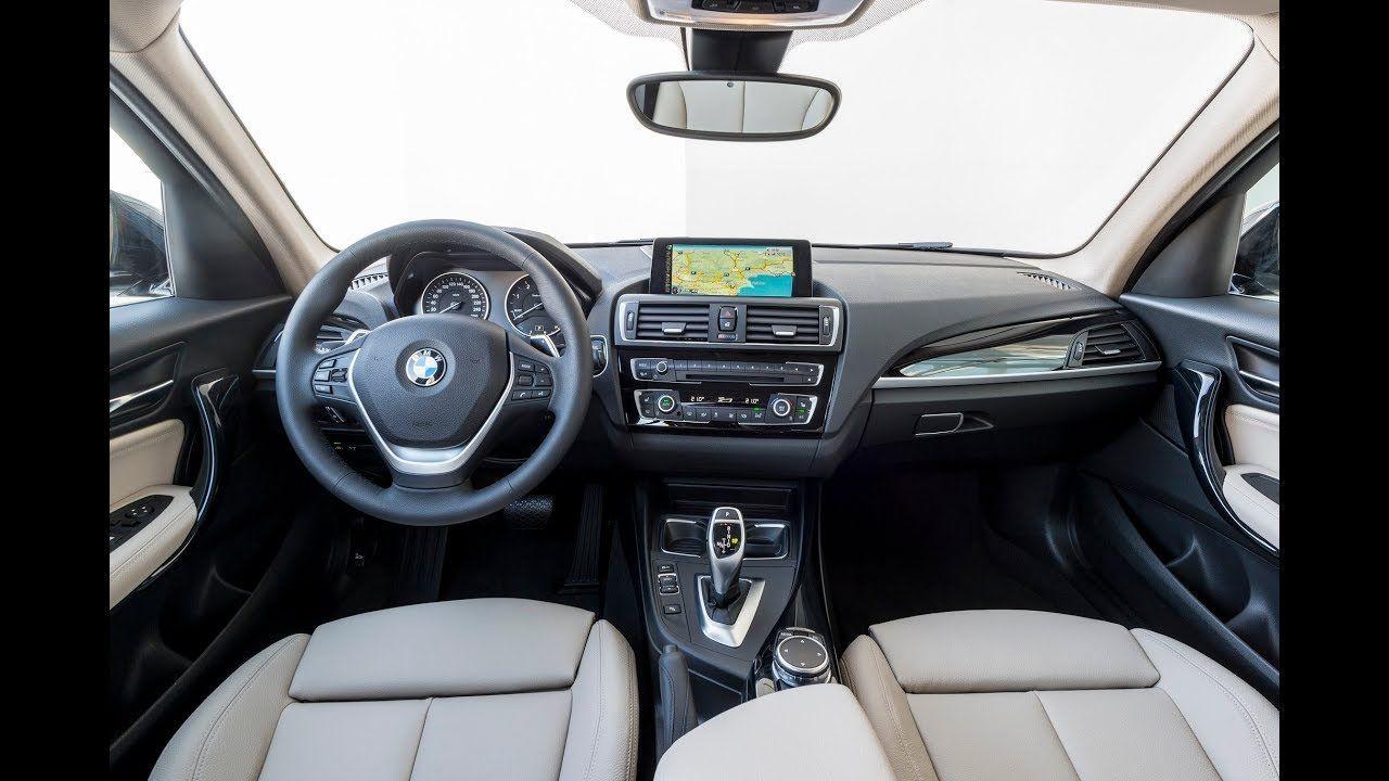 Bmw F20 120d Xdrive Hatchback Facelift Interior Design Bmw F20