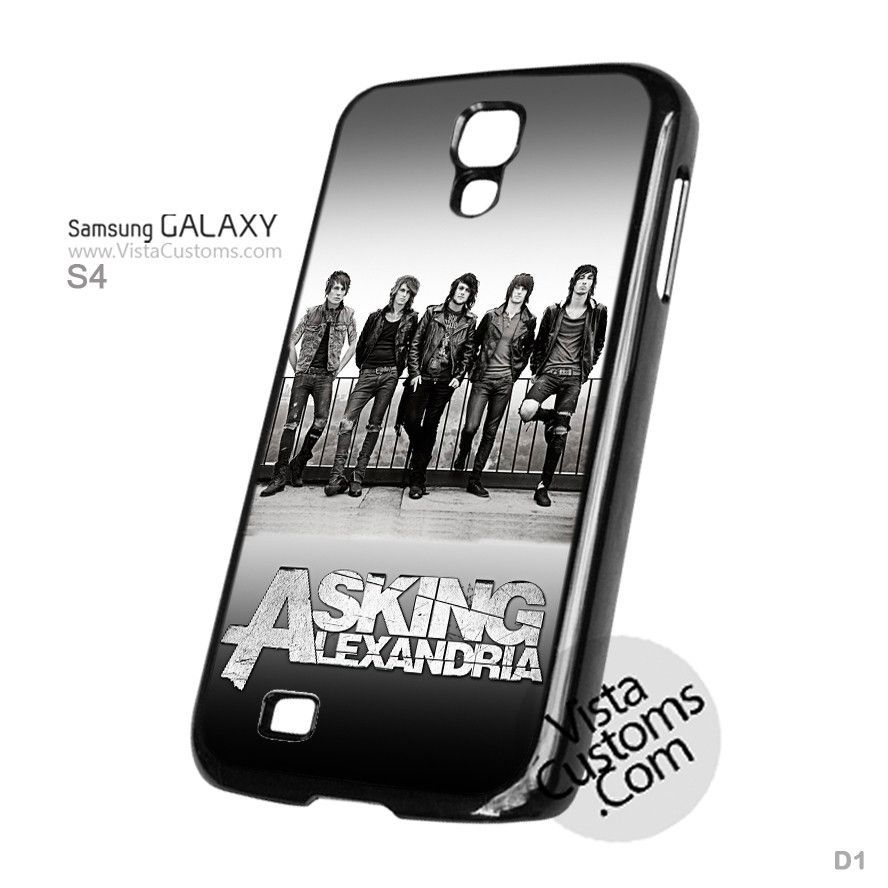 Asking Alexandria i Like To Party Phone Case For Apple, iPhone 4, 4S, 5, 5S, 5C, 6, 6 +, iPod, 4 / 5, iPad 3 / 4 / 5, Samsung, Galaxy, S3, S4, S5, S6, Note, HTC, HTC One, HTC One X, BlackBerry, Z10