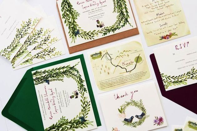 Wedding invitation trends for 2015 wedding invitation trends wedding invitation trends for 2015 stopboris Images