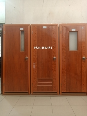 Cheap PVC doors – with many designs and colors – Ho Chi Minh City…
