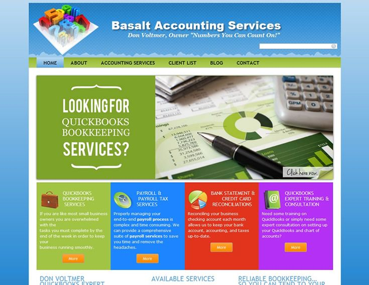 This Is An Accounting Services Website Design We Just Launched This Week Let Us Know What You Think Portfolio Web Design Wordpress Web Design Web Design Tips