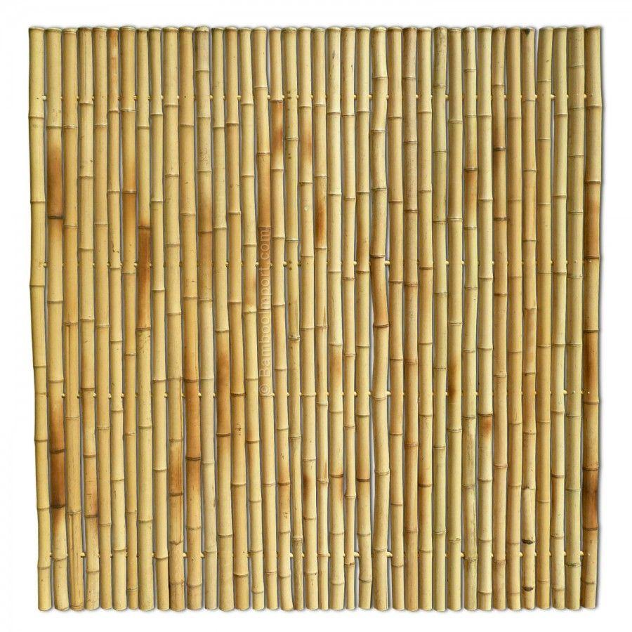 Bamboo Fence Panel Trendline 180 x 180 cm Bambuszaun