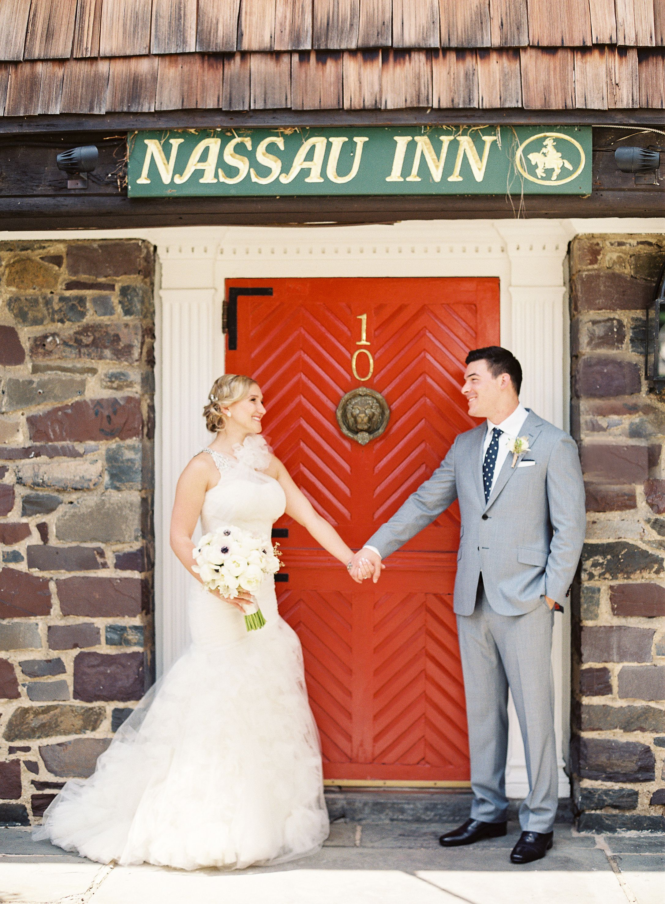 A Classic, Summer Wedding at Cap and Gown Club in Princeton, New ...