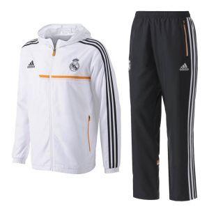 Chándal Adidas Real Madrid pes suit  outlet  fútbol. Más ofertas y  promociones en nuestra  tienda  outlet www.entretiendas.com 449e515d1fb2e