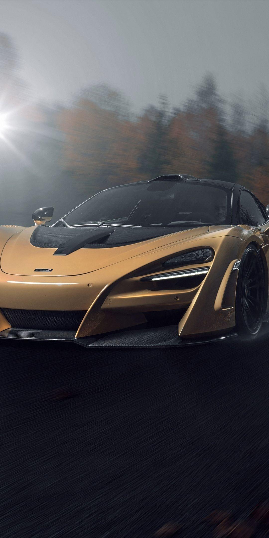 Offroad, front, 2018 McLaren 720S, 1080x2160 wallpaper