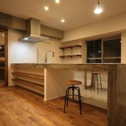オリジナルキッチン天板の選び方|SUVACO(スバコ)
