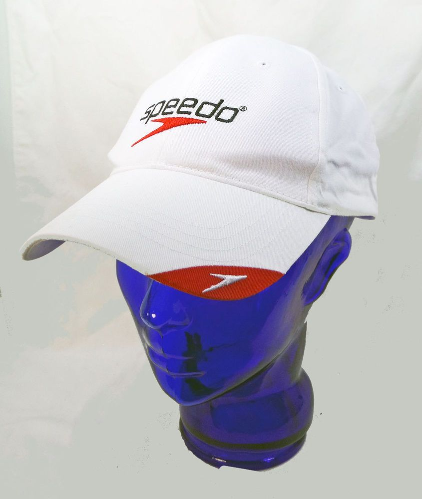 Speedo Logo Baseball Cap Hat Adjustable  Speedo  BaseballCap 5976157a1fa