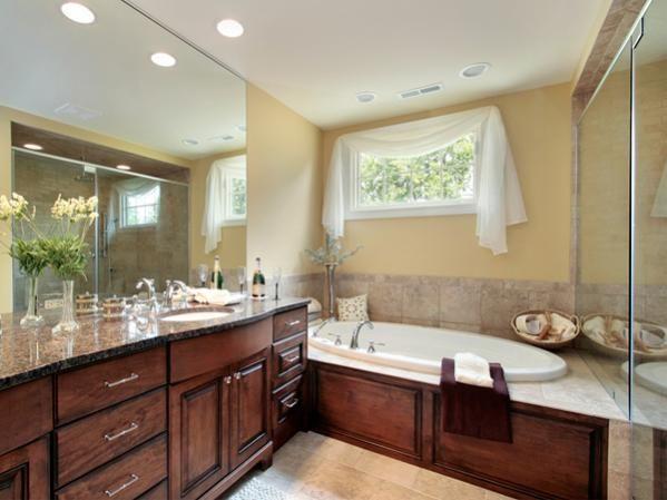 Grand Luxury Master Bath Master Bathroom Ideas Photo Gallery