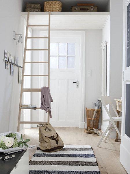 Kleine Wohnung Einrichten Für Schmale Flure Eignet Sich Eine