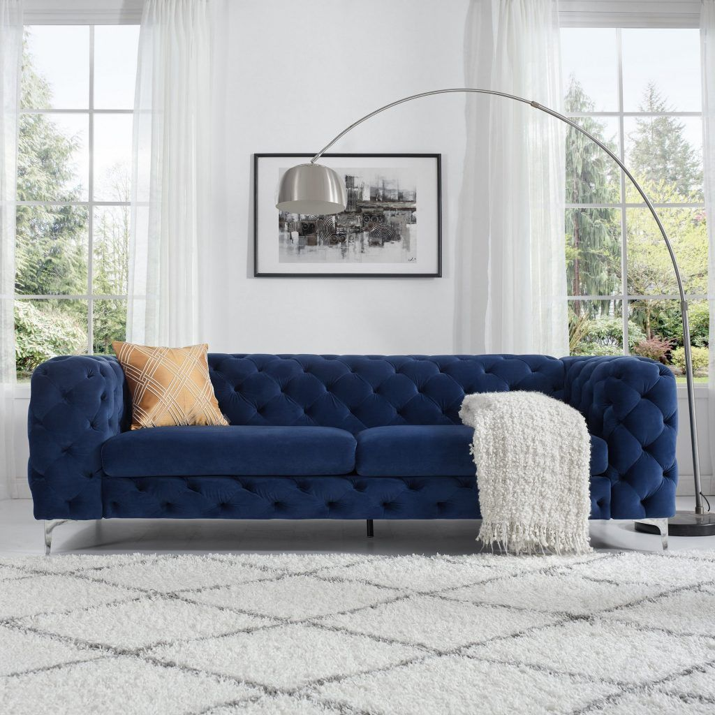 43 A Startling Fact About Blue Furniture Living Room Decorating