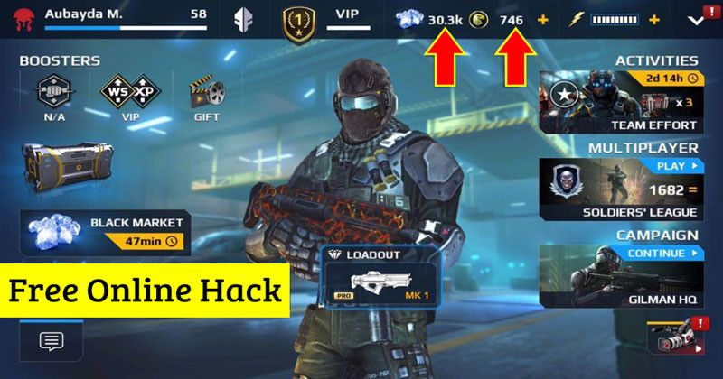 Modern Combat 5 Hack 2019 Online Cheat For Unlimited Resources Moderncombat5 Tool Hacks Combat Hacks