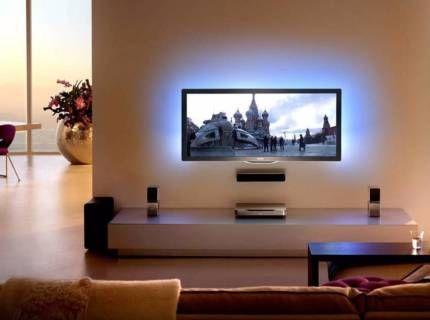180 Tv Wall Mounting Free Bracket 486 Aaron Electrical Gumtree Australia Moone Wall Mounted Tv Tv Wall Apartment Design Inspiration
