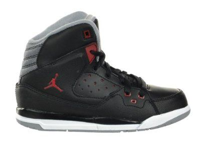 Men's - Air Jordan SC-1 Black / Gym Red-Stealth Shoes