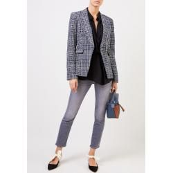 Photo of Tweed-Blazer für Damen