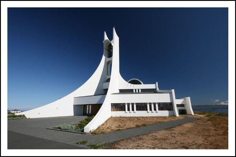 Awesome Mod Church Design In Vesturland Iceland Modern Church