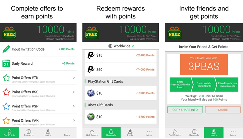 How To Earn Free Google Play Store Credit 7 Simple Ways Google Play Store Google Play Itunes Gift Cards