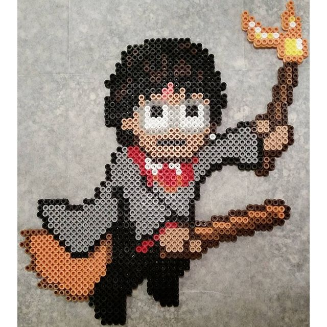 Harry Potter Perler Beads By Smiddlemiddle Patterns Pinterest Stunning Harry Potter Perler Bead Patterns